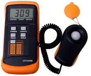 Alat Pengukur Intensitas Cahaya Lux Meter Lx1330b