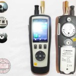 Alat-Pengukur Partikel, Suhu udara, Kelembaban, Titik embun, dan pendeteksi gas HCHO, HO