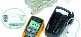 Alat Pengukur Suhu dan Kelembaban Ruangan Data Logger AMT-116