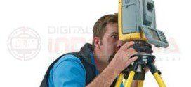 Manfaat Serta Kegunaan Total Station Theodolite Digital