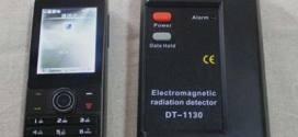 Alat Ukur Tingkat Radiasi Elektromagnetik DT-1130