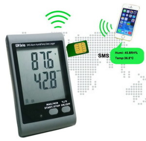 Ilustrasi Data Logger Temperature AMT138