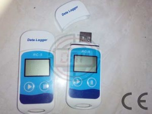 USB Temperature Data Logger RC-5