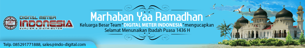 Digital Meter Indonesia