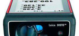 Meteran Laser Leica Disto Sensor