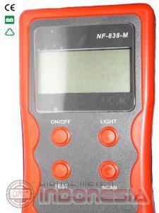 Alat Cek Kabel Jaringan NF838