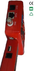 Tester Kabel RJ45 RJ11 dan BNC