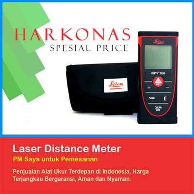 Harkonas-Distance-Meter