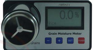 Alat Ukur Kadar Air Bijian JV006 Smart Moisture Meter