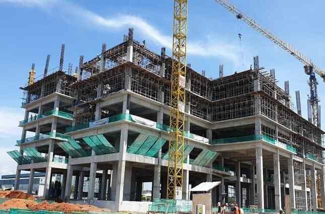 Pembangunan Gedung Bertingkat